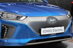 Hyundai Halts Ioniq Production Due to Battery Shortage
