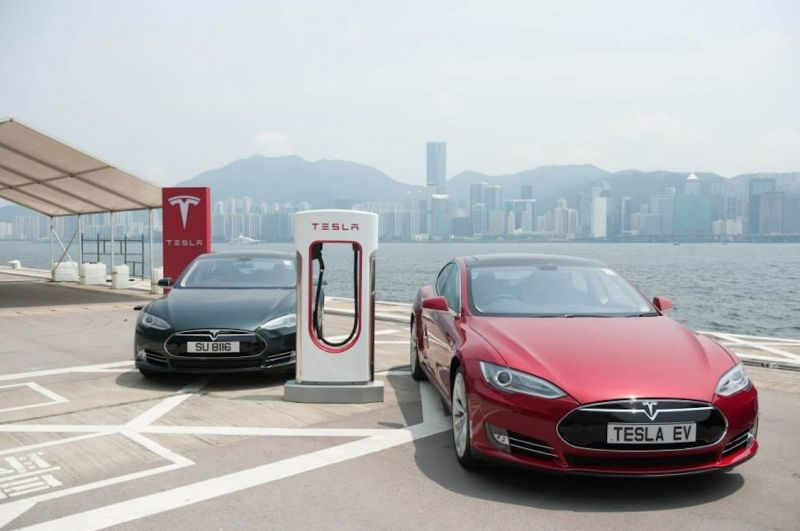 Tesla Registers Shanghai Electric Car Firm in China