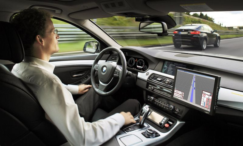 Bmw Granted Permission To Test Autonomous Cars In China