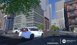 Metamoto Joins Renovo AWare Autonomous Mobility Ecosystem