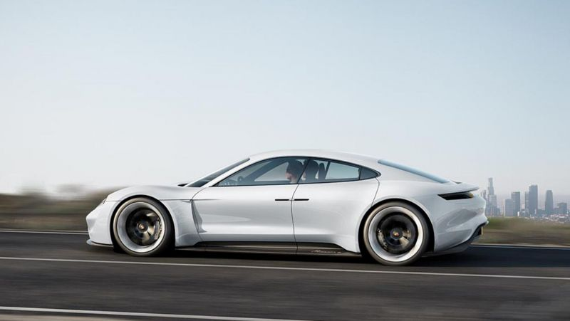 The Porsche Mission E Gets High Marks From Pro Racer