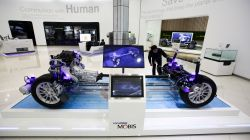 Hyundai Mobis Plans to Become a Leader in Autonomous Driving Technology