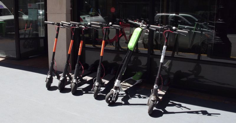 Lyft Is Looking To Launch Electric Scooter Rental Service