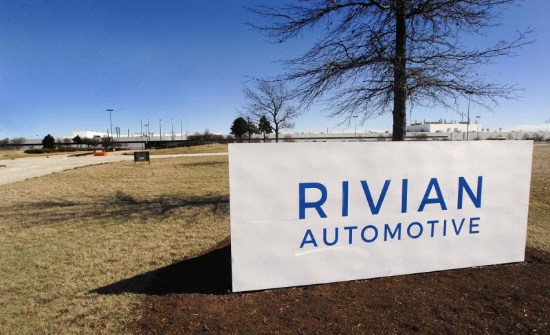 Rivian Automotive Closes Financing Round of $200 Million