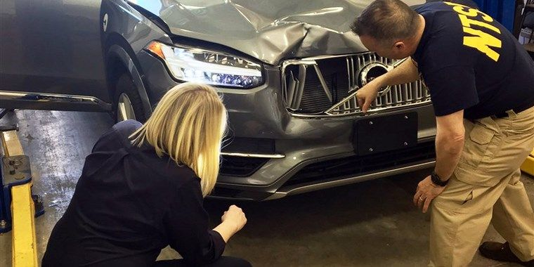 Uber shuts down Arizona self-driving program two months after fatal crash