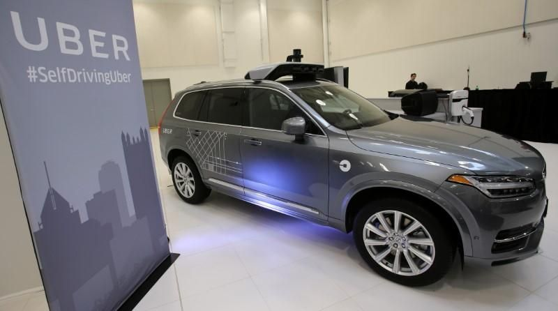 Uber Self-Driving Volvo in Fatal Crash Was Not Programmed to Brake