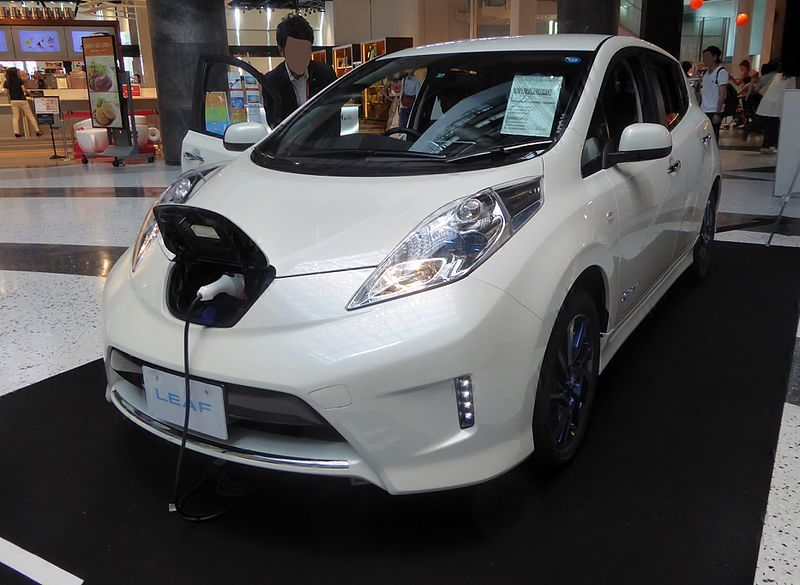 Nissan Joins Tesla and Daimler as the Latest Entry in Energy Storage Business