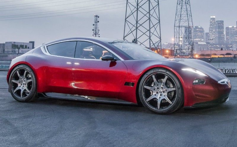 Fisker Counting on Battery Technology to Power its Resurrection
