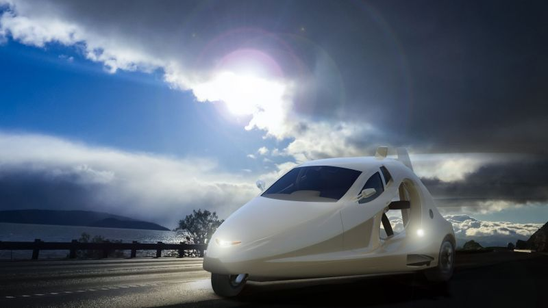 Samson Sky Prepares for Flying Sports Car Launch