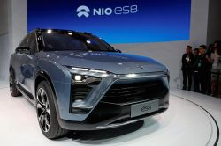Chinese Electric Vehicle Startup NIO Exploring U.S. IPO