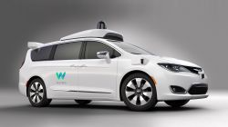 Fiat Chrysler Supplying Waymo With Up to 62,000 Robo Taxis