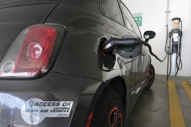 California to Spend $768M on Electric Vehicle Infrastructure