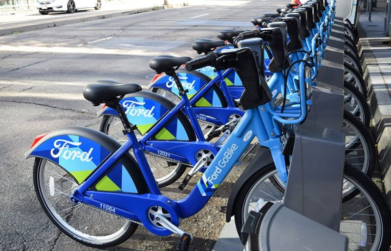 Lyft is Close to Acquiring Bike Sharing Operator Motivate for $250 Million