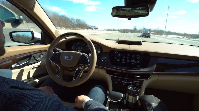 Automakers Having Trouble Deciding Between Boasting Semi-Autonomous Features and Safety