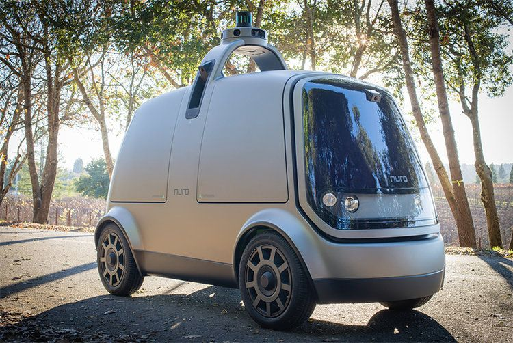 Nuro to Launch Autonomous Goods Delivering Vehicle Later This Year