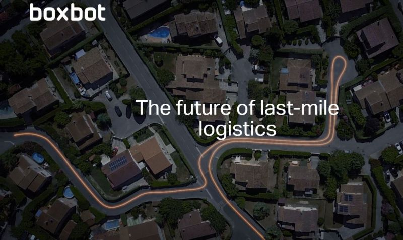 Boxbot Announces $7.5 Million in Seed Funding for Self-Driving Delivery