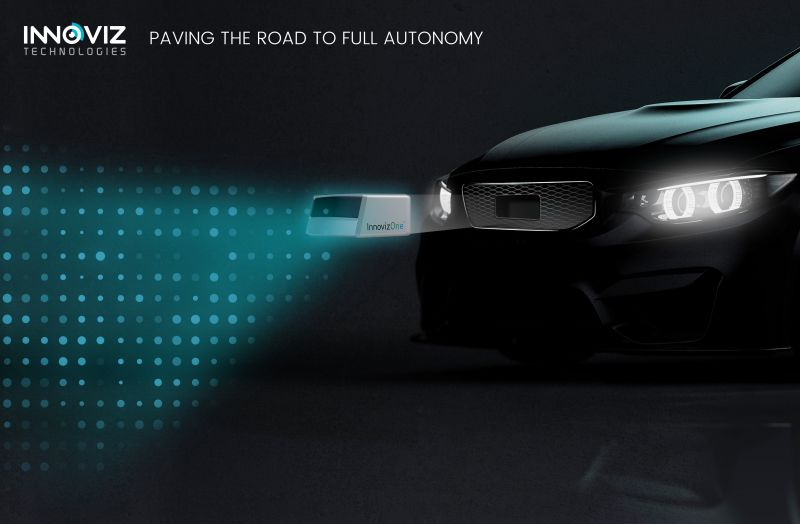 Innoviz Technologies and HiRain to Supply LiDAR & Computer Vision Software to Chinese Automakers