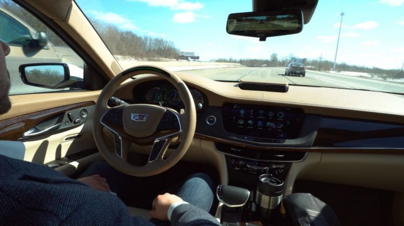 GM's Super Cruise Autonomous Driving System Coming to Other Models