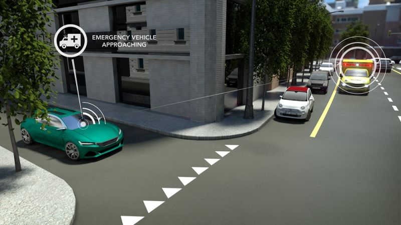 Ford Qualcomm and Panasonic Partner to Test Connected Car Technology in Colorado