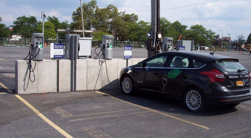 New York Devotes $250 Million to EV Infrastructure
