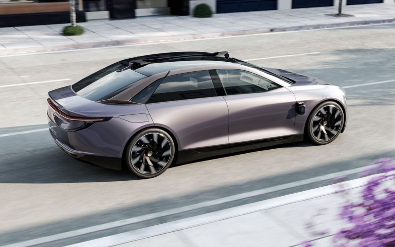 BYTON Reveals New Electric K-Byte Concept Car at CES Asia