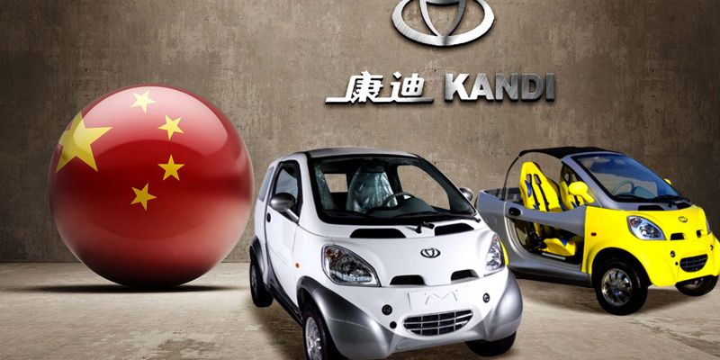 Kandi Technologies to Bring Electric Vehicles to the U.S.