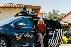Voyage Partners with Enterprise & Velodyne to Scale its Driverless Taxi Fleet