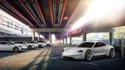 Porsche Introduces Digital Charging Service Before Taycan Launch