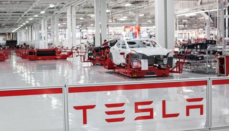Elon Musk Claims Tesla Employee Sabotaged Model 3 Assembly Line