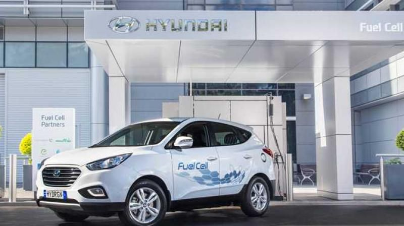 Audi & Hyundai to Team Up on Hydrogen Fuel-Cell Development