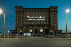 Ford Purchases Michigan's Iconic Central Station for Transportation Hub