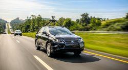 Watch Torc Robotics' Autonomous Car Share the Road with Pedestrians