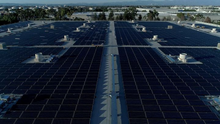 Honda Installs Large Solar Array at its California Campus
