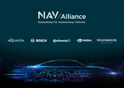 Volkswagen Joins with Tech Companies On Ethernet Networking Solutions for Autonomous Vehicles