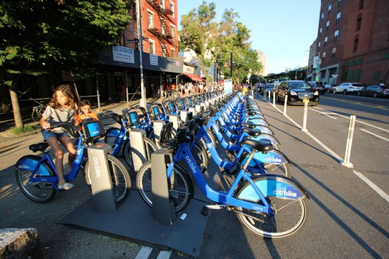 Lyft Buys Bike Sharing Company Motivate, Parent of New York-Based CitiBike