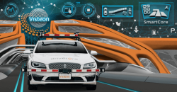 Visteon & ZongMu Technology Announce Strategic Cooperation On Autonomous Parking Tech