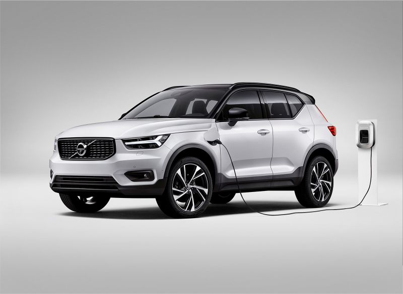 Volvo XC40 Crossover to be Company's First All-Electric SUV