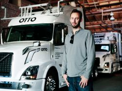 Otto Co-founder Anthony Levandowski Starts New Self-driving Business