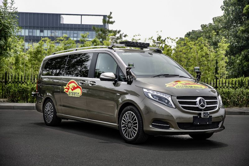 China Gives Daimler Green Light to Test Autonomous Cars in Beijing