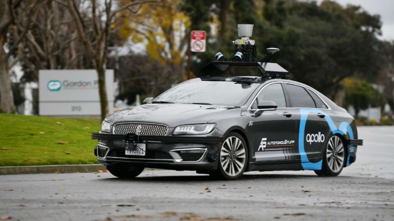 Baidu and Intel Partner Up to Develop Safer Autonomous Vehicles  ​