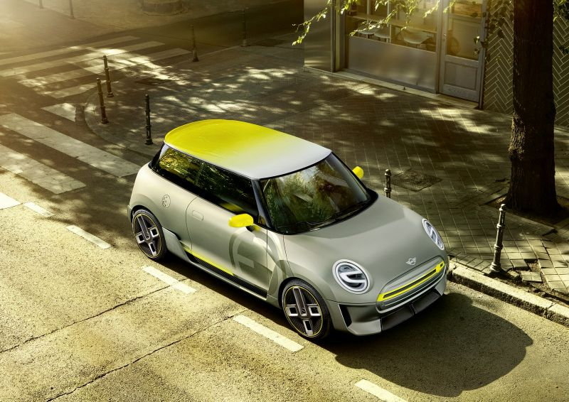 Fully Electric Mini Cooper To Launch In 2019