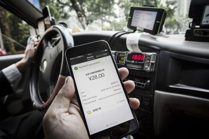 SoftBank & China's Didi to Launch Taxi-Hailing Platform In Japan