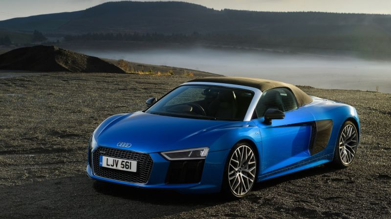 Audi Signs MOU with Huawei to Develop Smart Car Connected Technology