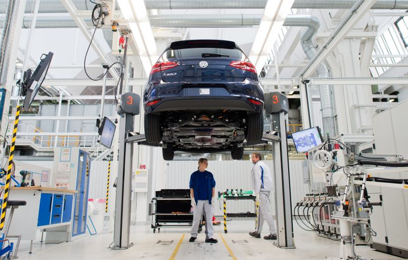 Volkswagen to Build two EVs in the US