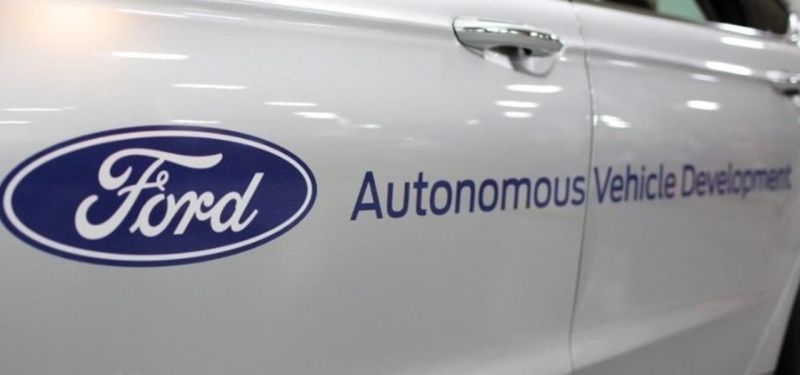 Ford Motor Co to Invest $4 Billion in a New Division for Autonomous Vehicle Development