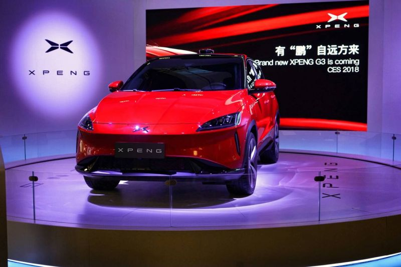 Chinese Startup Xpeng Motors Could Become Largest EV Producer