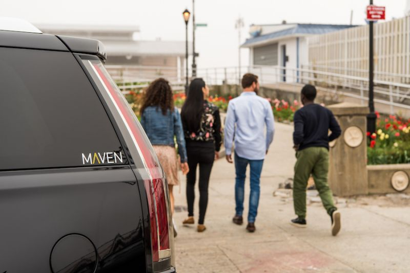 General Motors' Maven Launches Peer-to-Peer Car-Sharing Service