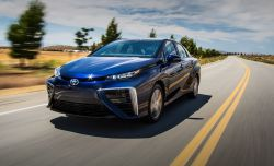 Toyota Looks to Expand Production & Lower Costs of Hydrogen Fuel Cell Vehicles