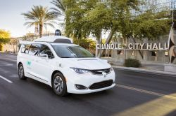 Waymo's Autonomous Vehicles Have Covered 8 Million Miles on Public Roads