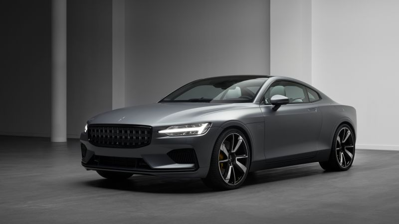 Polestar Aims to be a Performance Green Car Brand for the Masses